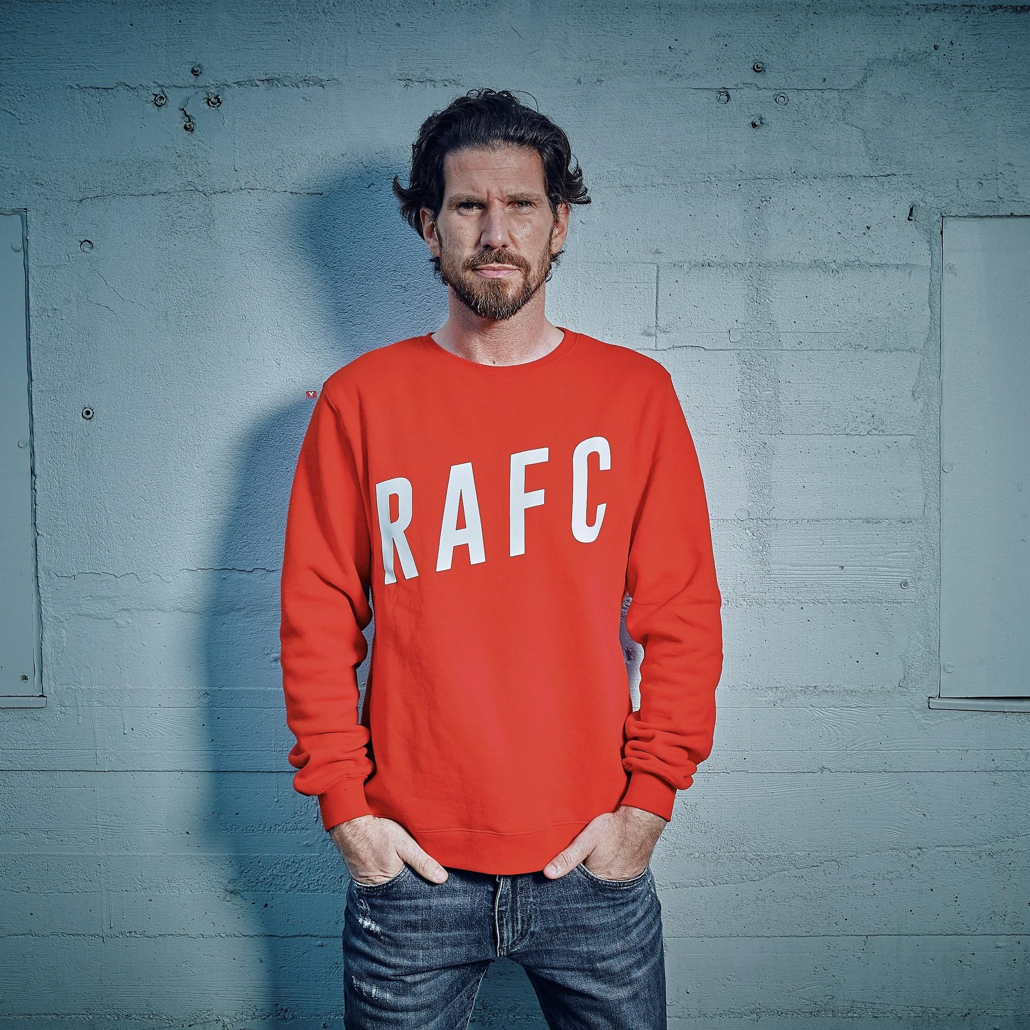 RAFC Sweater - Rood-5