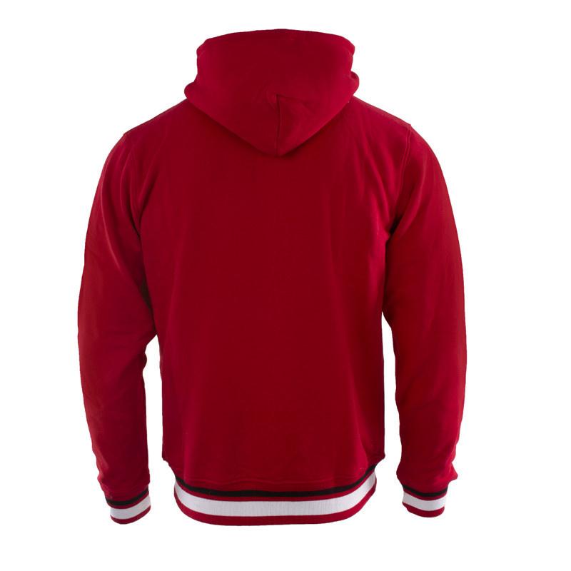 RAFC Hooded Sweater - Rood-5