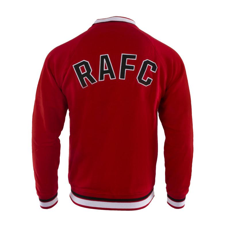 RAFC Jacket - Rood-4