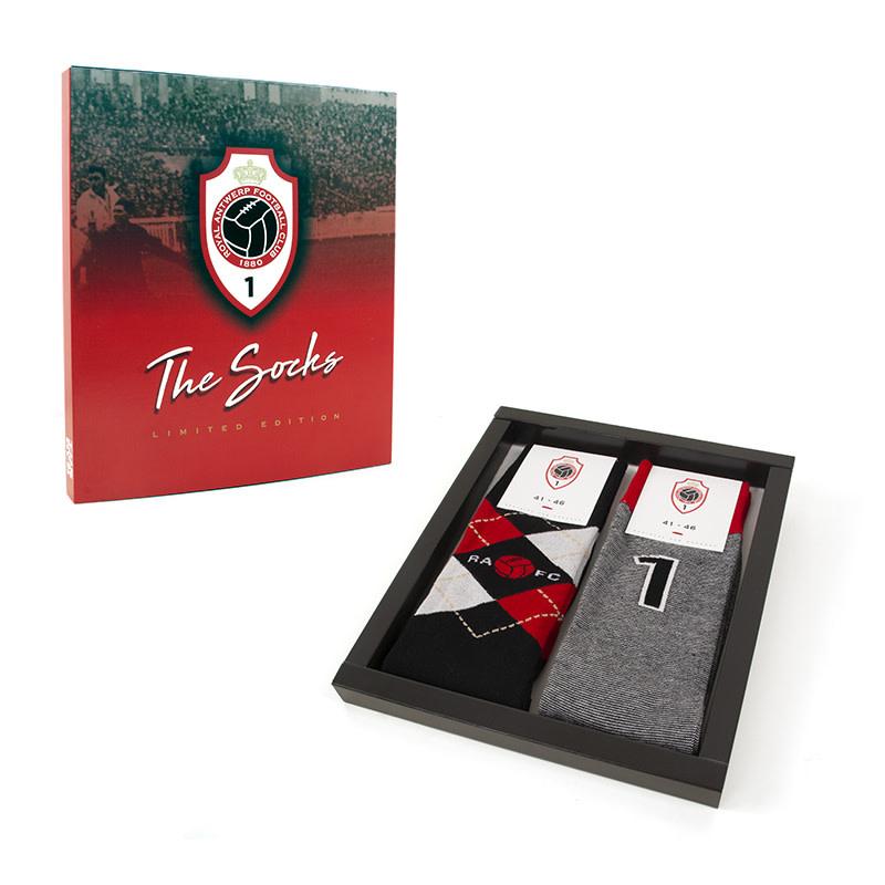 RAFC - Giftbox met set van 2 paar sokken-1