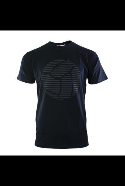 RAFC T-shirt Retro Ball - Navy