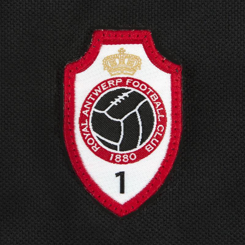 RAFC Polo Shield - Grijs-3