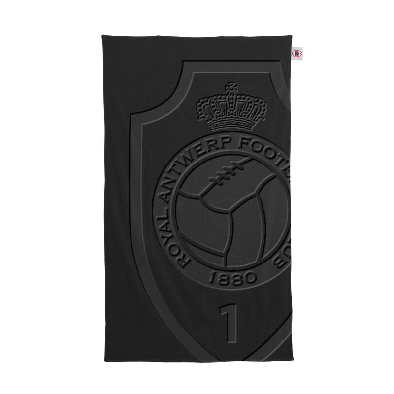 RAFC Beach towel Black-1