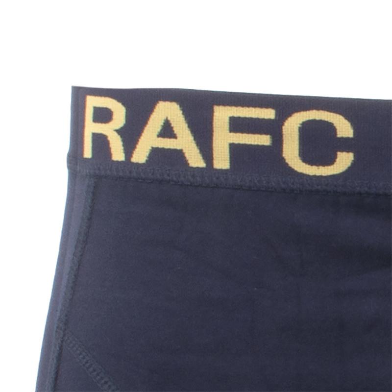 RAFC  Boxershort goud/marine-4