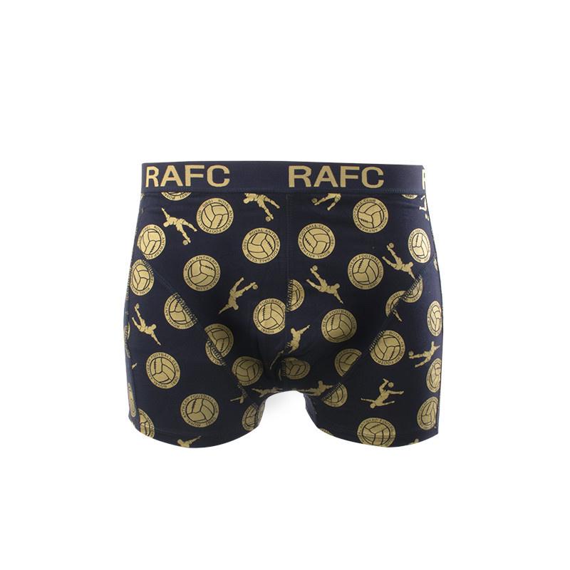 RAFC  Boxershort goud/marine-1