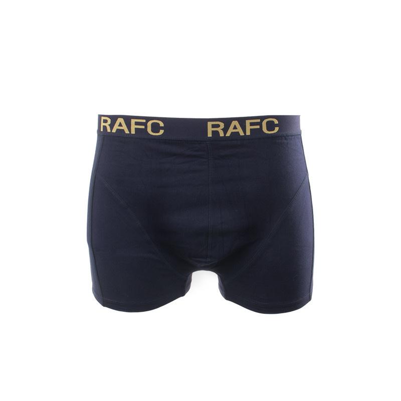 RAFC  Boxershort goud/marine-2