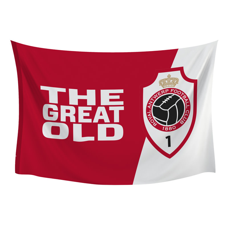 Vlag 100x150 The great old-2