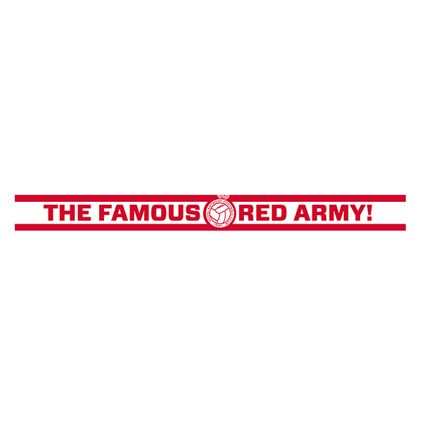 Antwerp official sjaal – The Famous Red Army-3