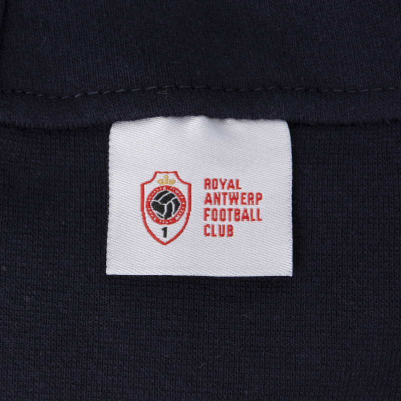 RAFC Hooded Sweater Retro Ball - Navy-10