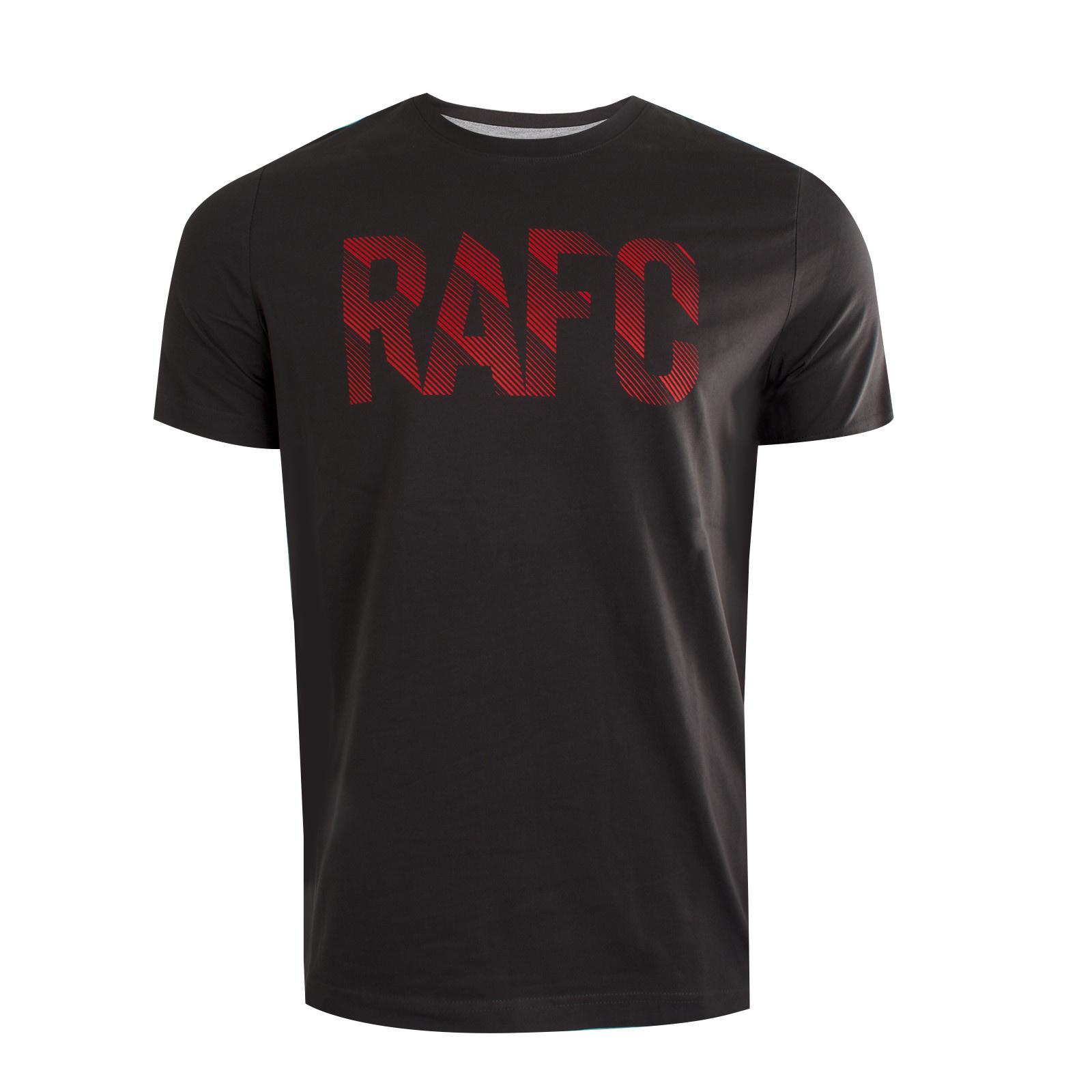 RAFC T-shirt Dark Grey-1