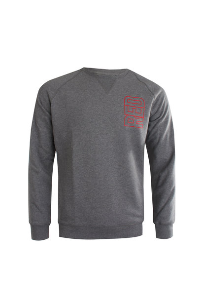 RAFC Sweater Grey Heather