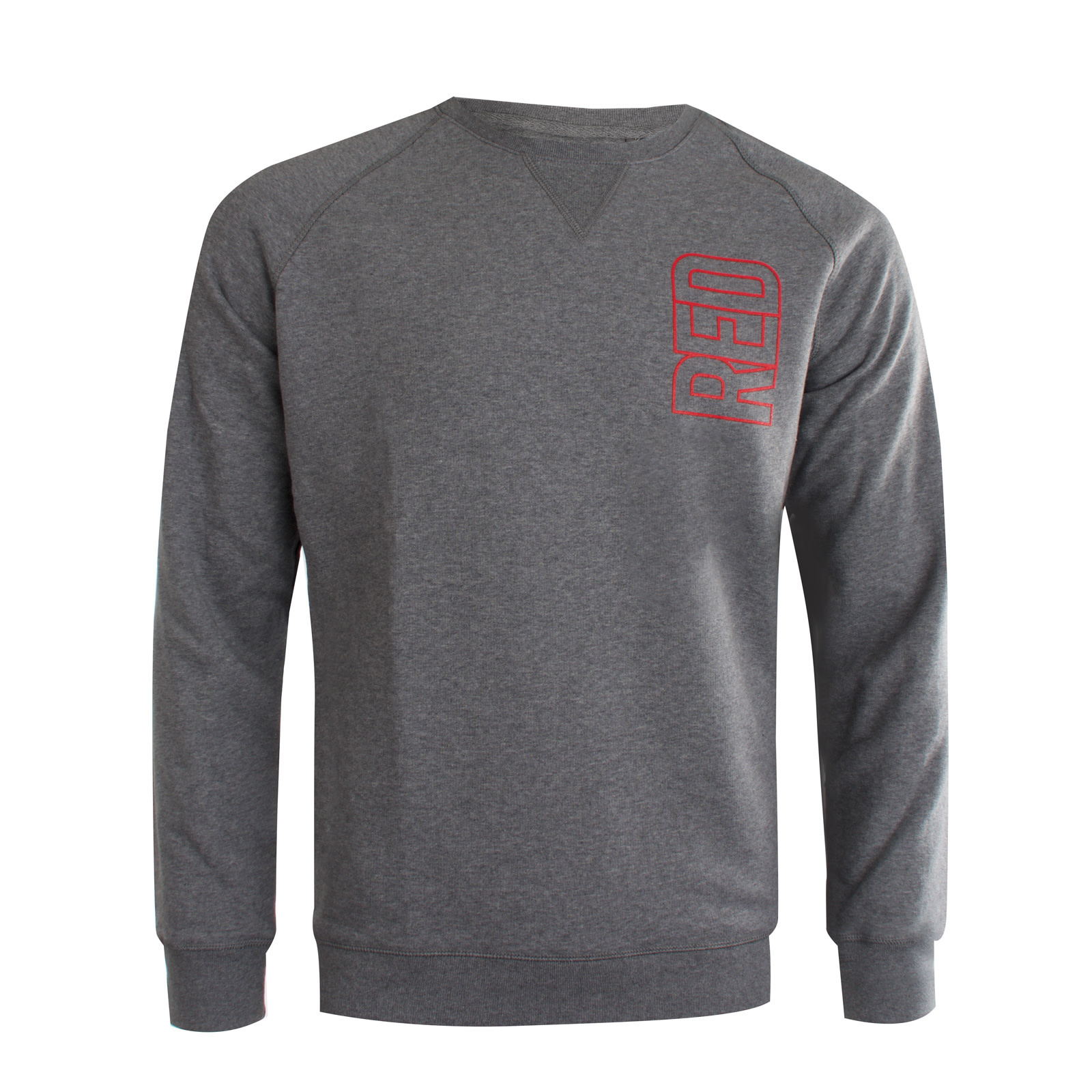 RAFC Sweater Grey Heather-1
