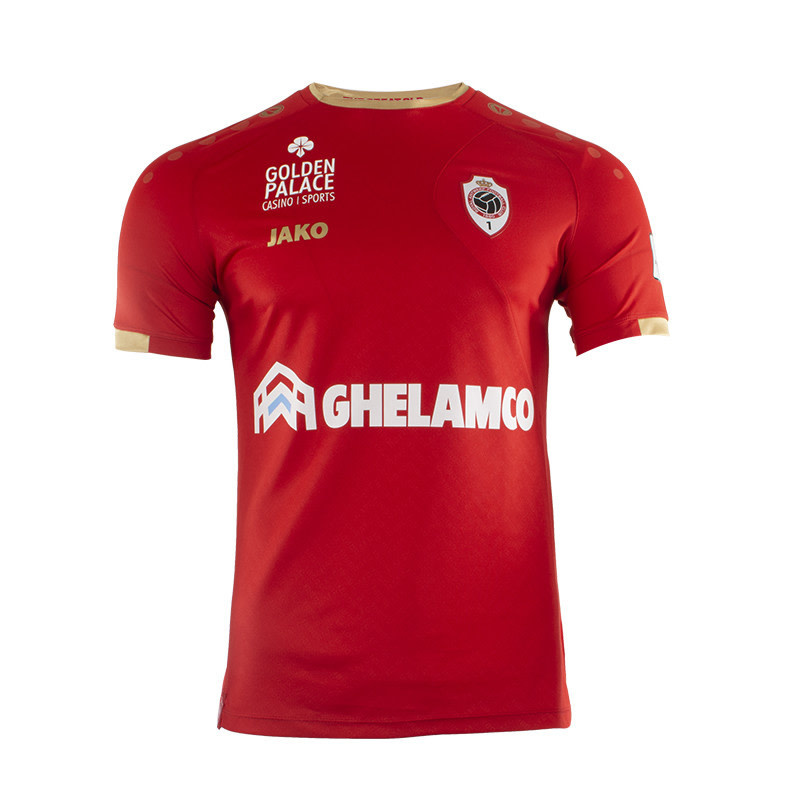 RAFC Home Shirt 2019/20 - Rood-6