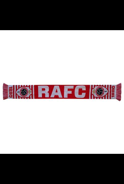 RAFC - Antwerp official sjaal - RAFC - Rood/Wit