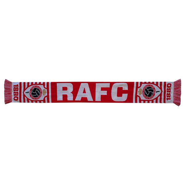 RAFC - Antwerp official sjaal - RAFC - Rood/Wit-1