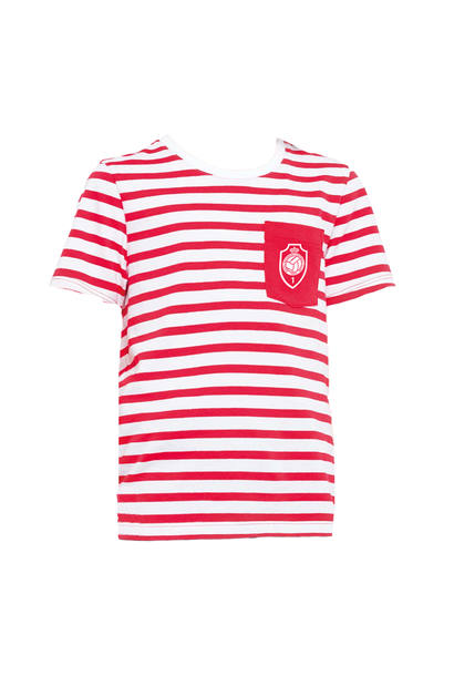 RAFC - T-shirt kids - striped