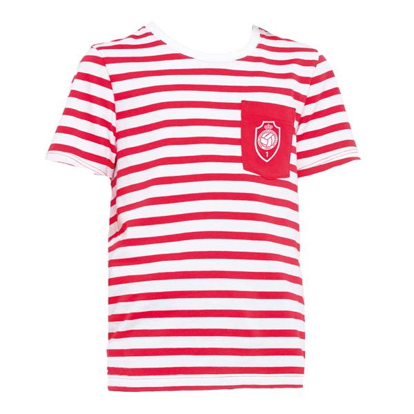 RAFC - T-shirt kids - striped-1