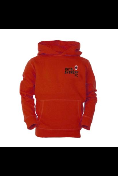 RAFC - Hoodie kids - red