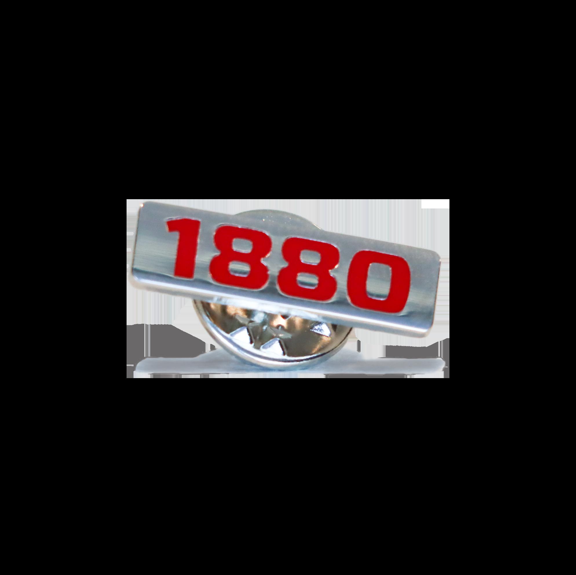 RAFC Pin 1880-1