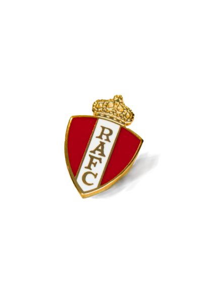 RAFC Pin Retro Logo