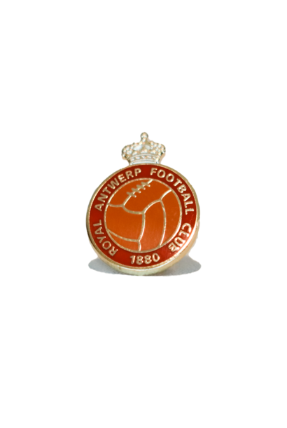 RAFC Pin Retro Ball