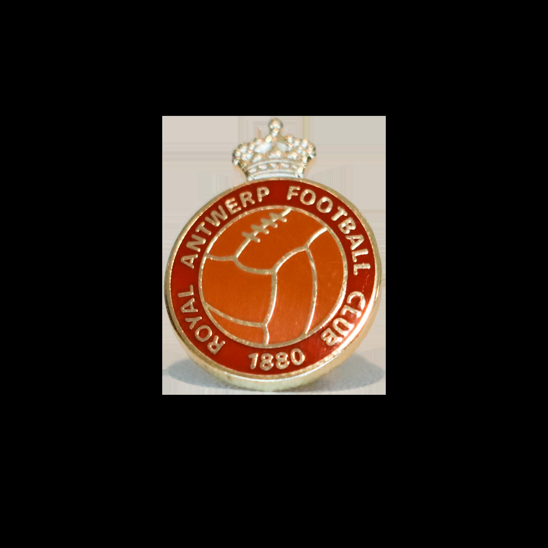RAFC Pin Retro Ball-2