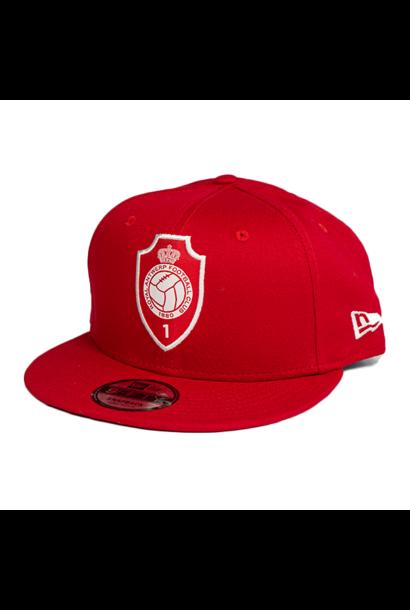 RAFC Pet New Era - Logo - red