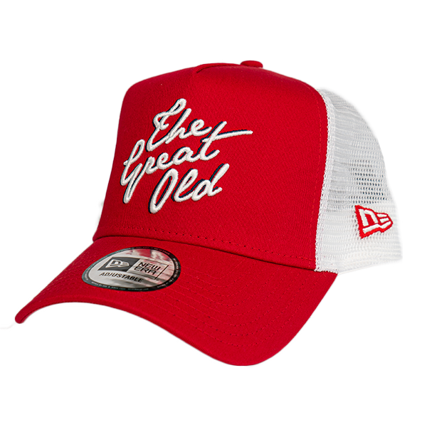 RAFC Pet New Era - The Great old - red-1