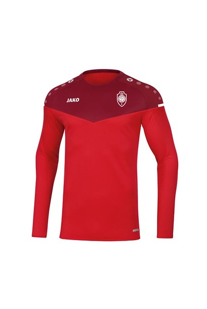 Sweater Champ 2.0 - rood/wijnrood