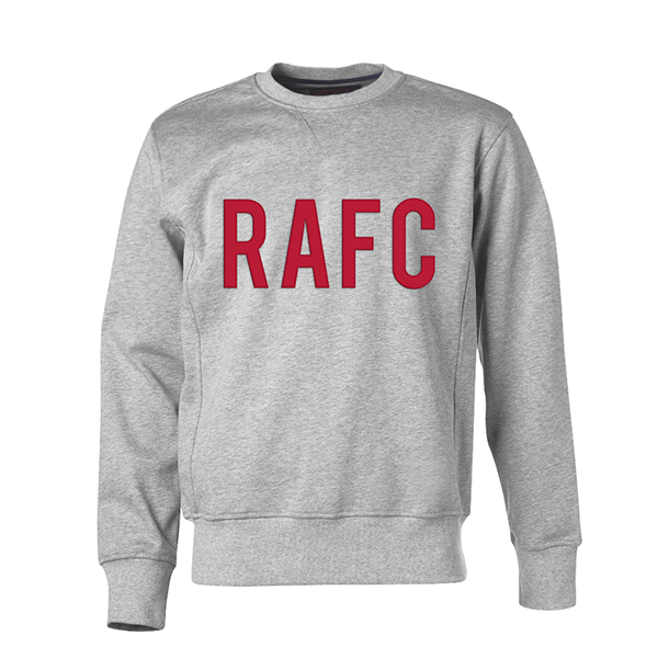 RAFC - Crewneck grey - RAFC-1