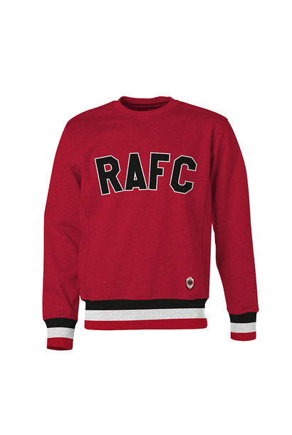 RAFC - Crewneck kids red - RAFC