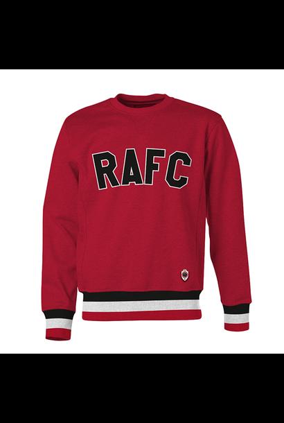 RAFC - Crewneck kids red - RAFC