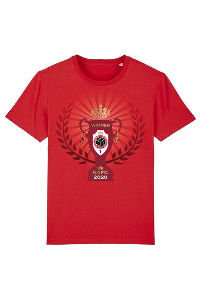 RAFC T-shirt Cup Winner 2020