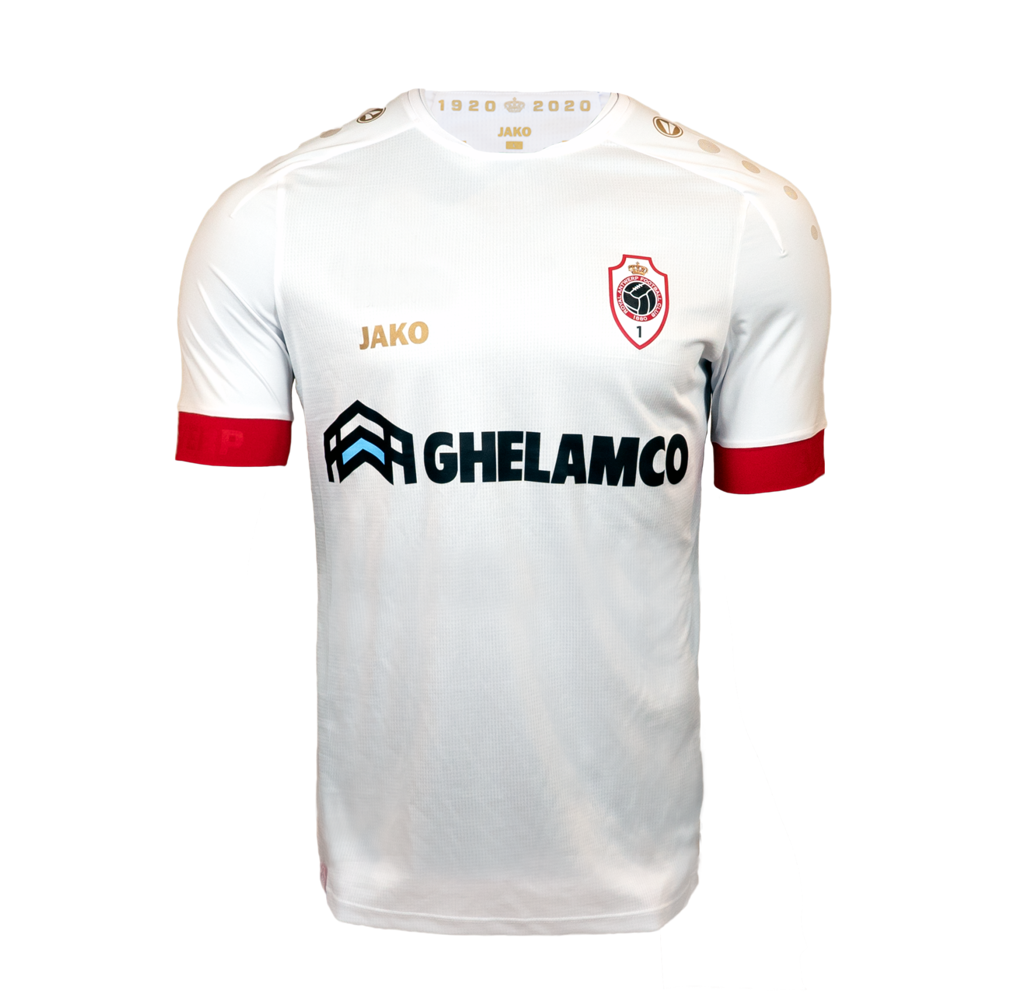 RAFC Away Shirt 20/21 Kids-1
