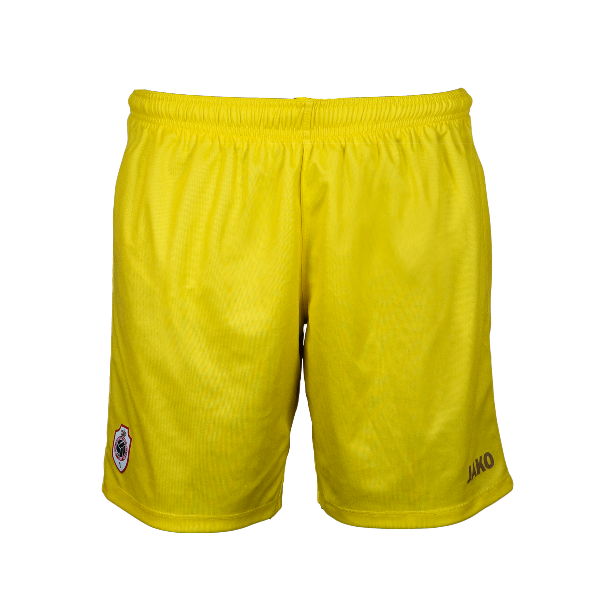 RAFC Keepershort Geel 20/21 Kids-1
