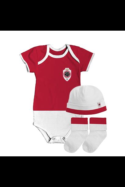 RAFC - Baby giftset - RAFC