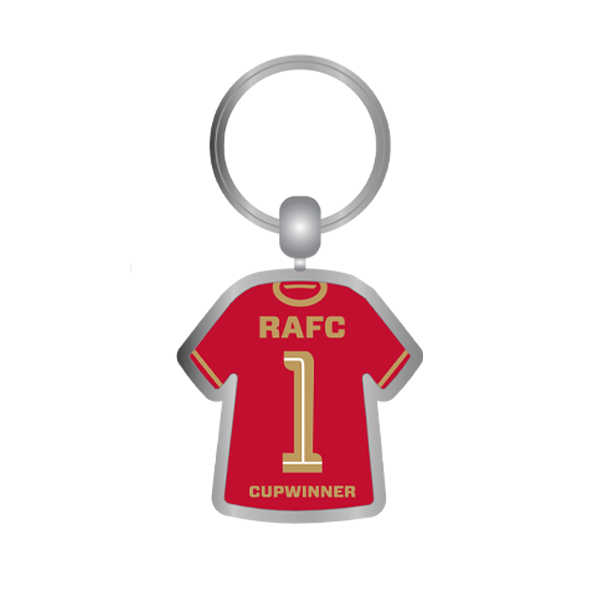 Sleutelhanger RAFC Cup Winners-3