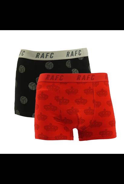 RAFC Boxershort 2-pack