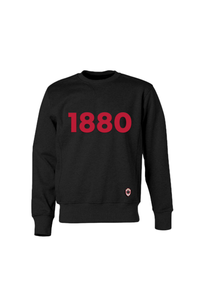 RAFC - Crewneck dark grey - 1880