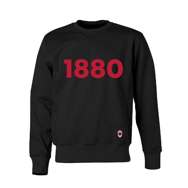 RAFC - Crewneck dark grey - 1880-1