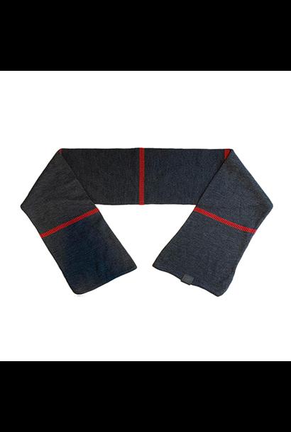 RAFC Business sjaal - donker grijs
