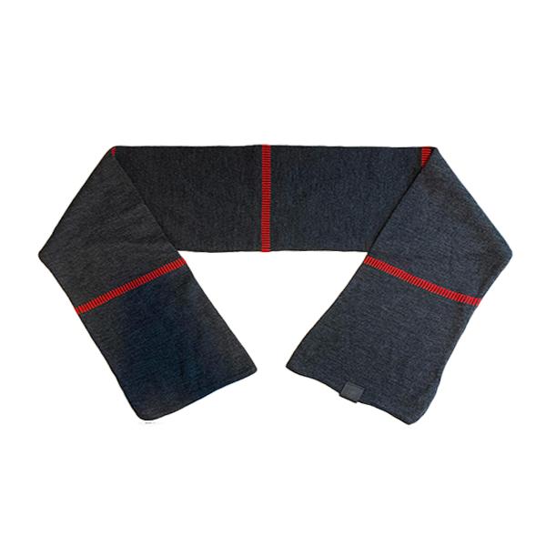 RAFC Business sjaal - donker grijs-1