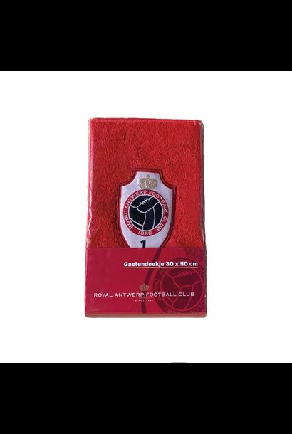 RAFC Gastenhanddoekje – 30x50 cm