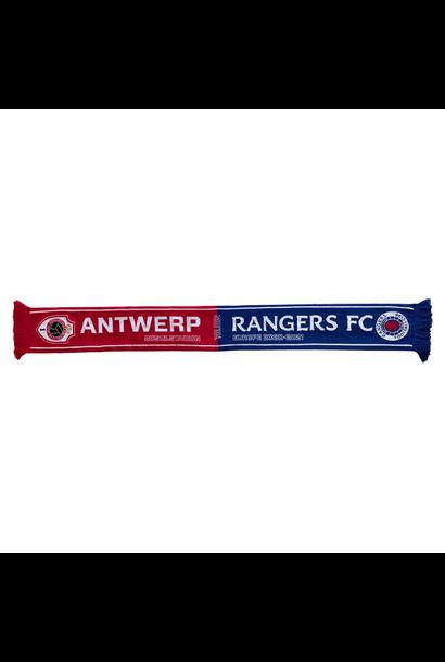 Sjaal UEL 1/16e finales: RAFC - Rangers