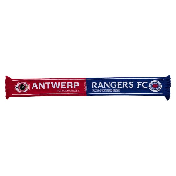 Sjaal UEL 1/16e finales: RAFC - Rangers-1