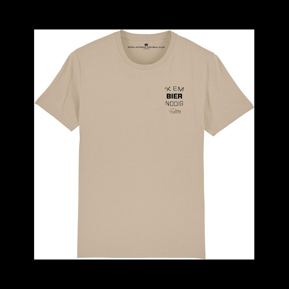 T-shirt Ritchie - 'k em bier nodig-1
