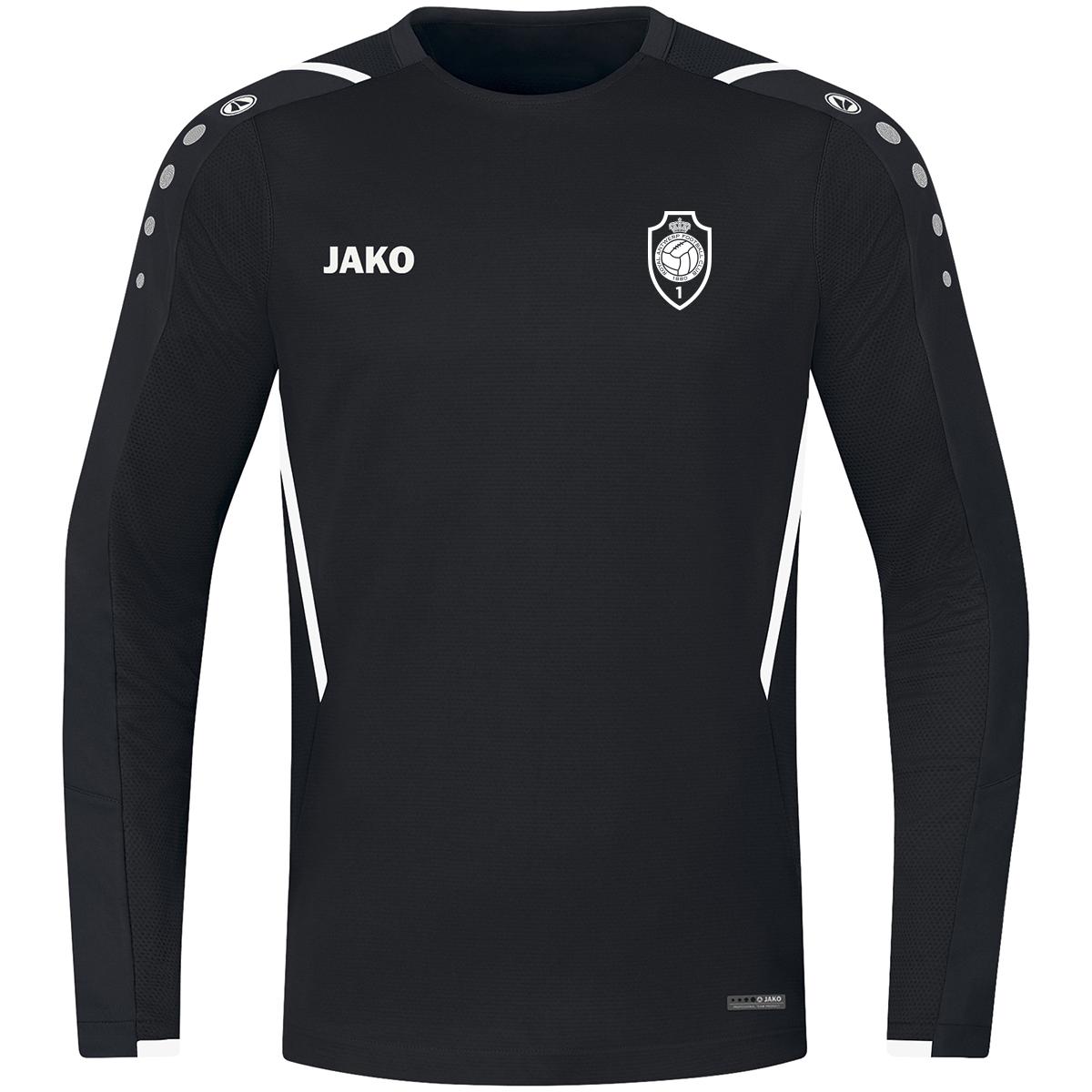 RAFC Sweater Challenge - Zwart/Wit-1