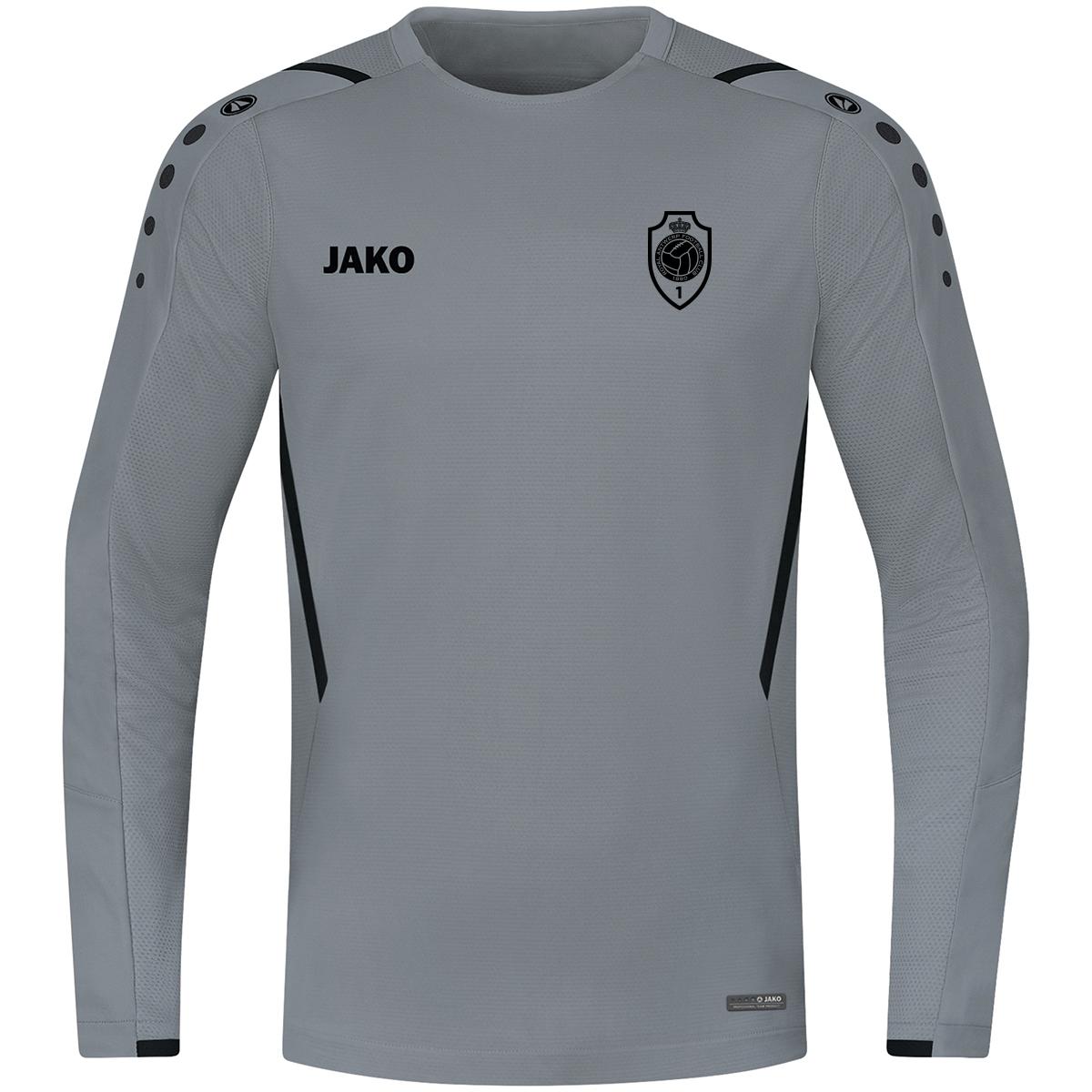 RAFC Sweater Challenge - Steengrijs/Zwart-1