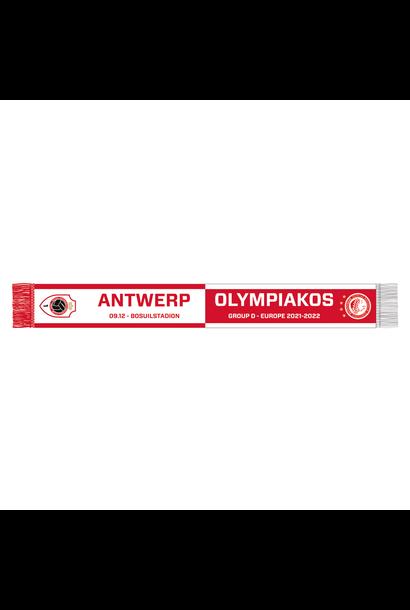 RAFC Sjaal Antwerp - Olympiakos