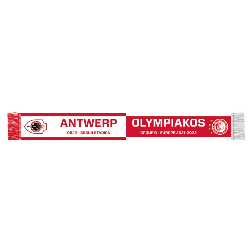 RAFC Sjaal Antwerp - Olympiakos-1